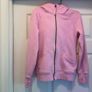 Pink Ivivva Scuba hoodie